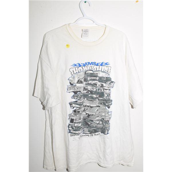Vintage Hotrod Shirt 2 XL