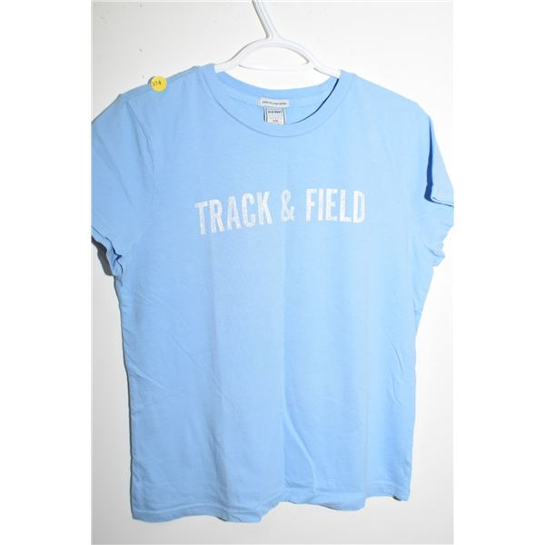 Vintage Track & Field shirt large