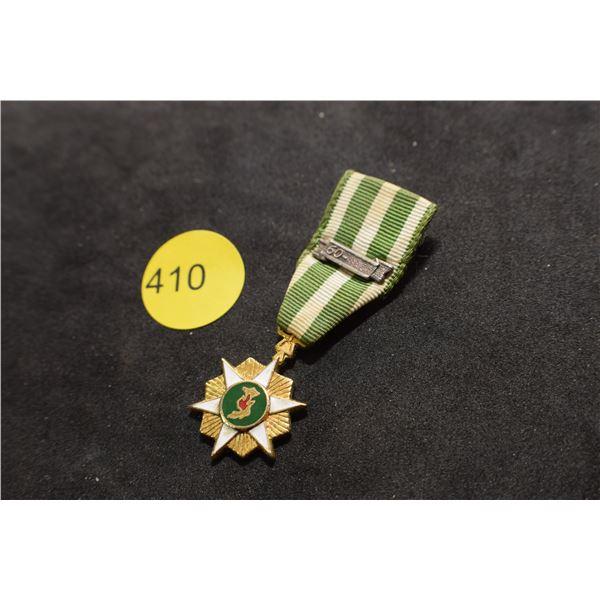 Miniature Vietnam medal