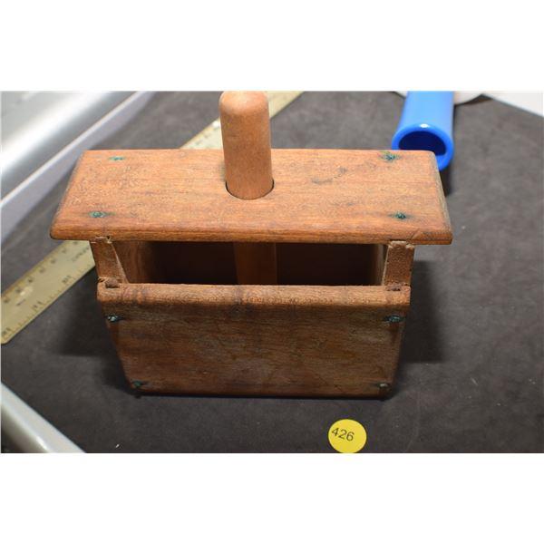 Antique Butter press