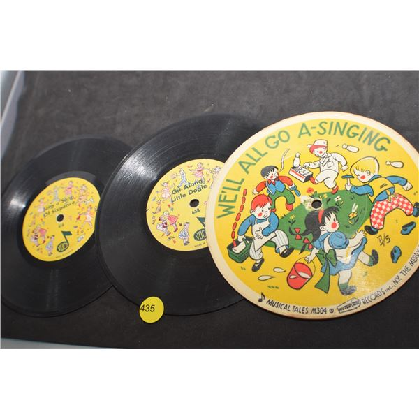 Children's records
