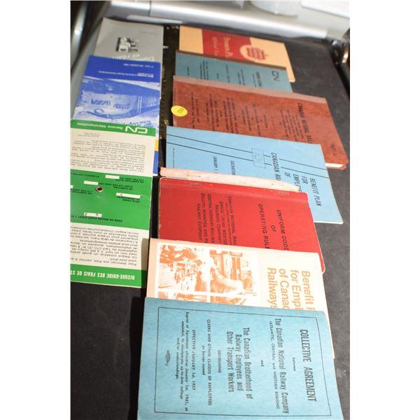 CNR book lot