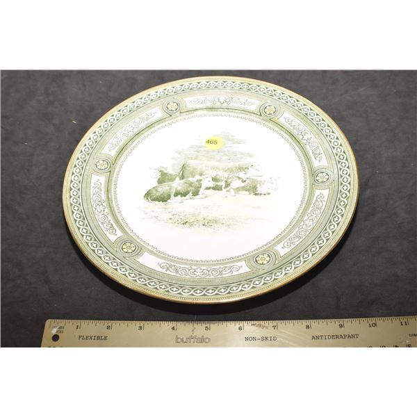 Royal Doulton/Hereford Plate