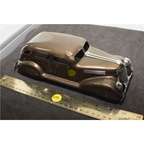 Restored Wyandotte toy car