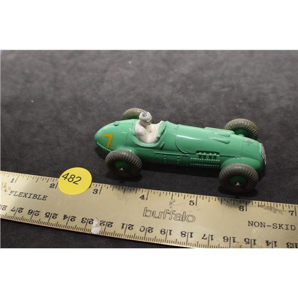 Mint Vintage Dinky Race car watch