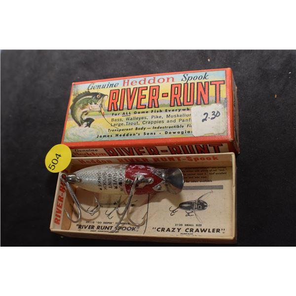 Vintage Fishing Hook/Lure