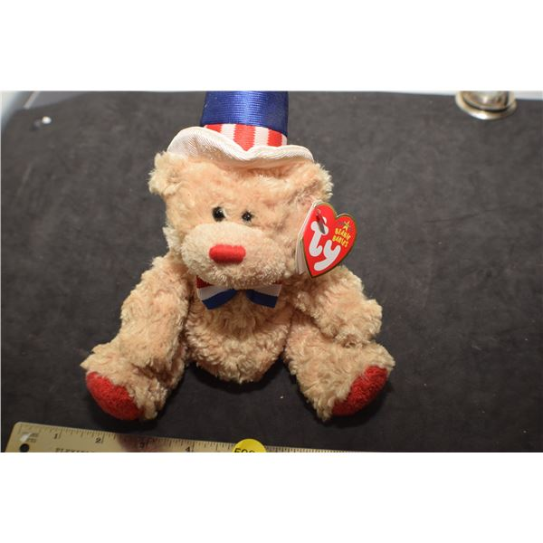 """2006 TY Beanie Baby """"Independence"""""""