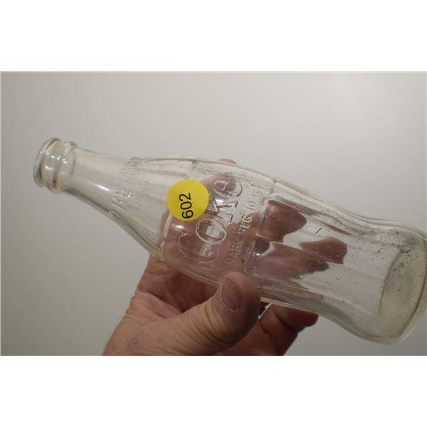 No deposit 702 Coke Bottle