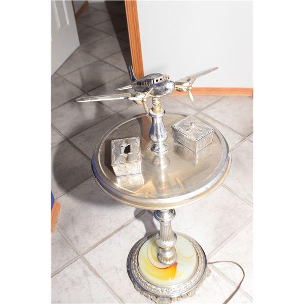 Airplane ashtray