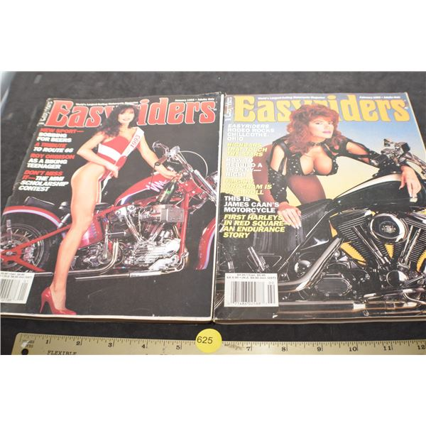 Easy Rider magazines (nudity)