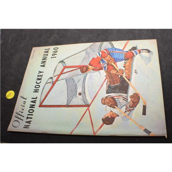 1960 NHL Annual
