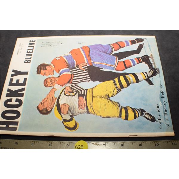 1959 Hockey Blue Line