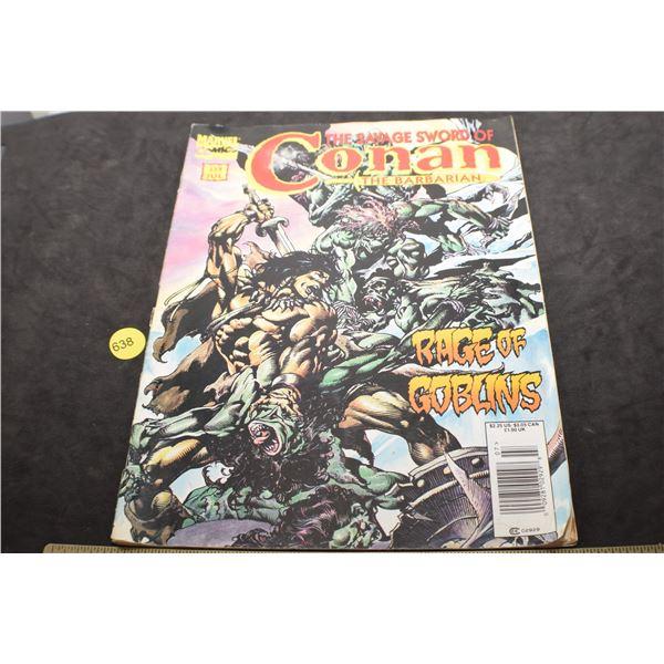 1995 Conan XL comic book