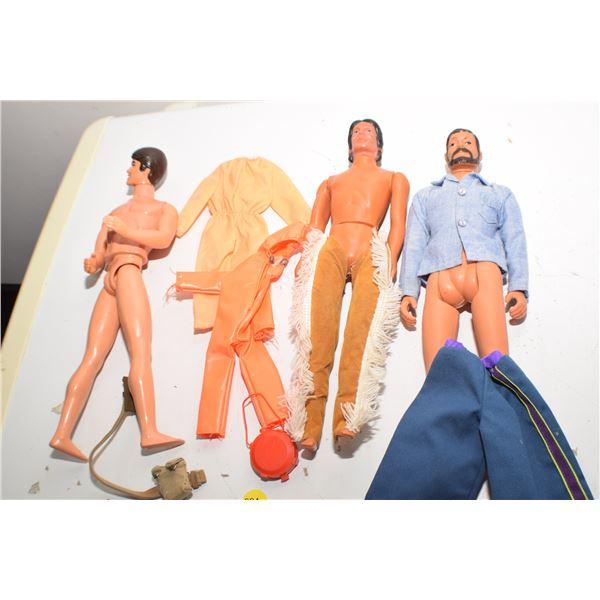 GI Joe etc figures
