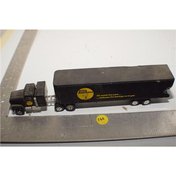 Vintage Price Watcher ERTL toy