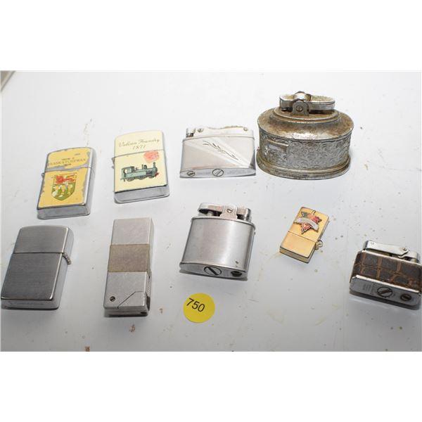 Vintage Lighter lot