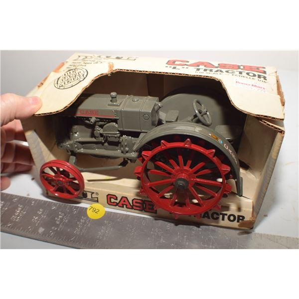 Case Model L Tractor toy