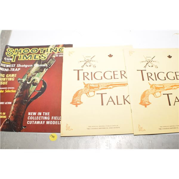 Trigger & Shooting Times 1960's