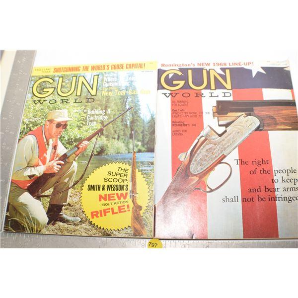 1968 Gun World magazine