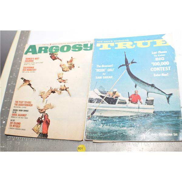 1960's Men's magazines