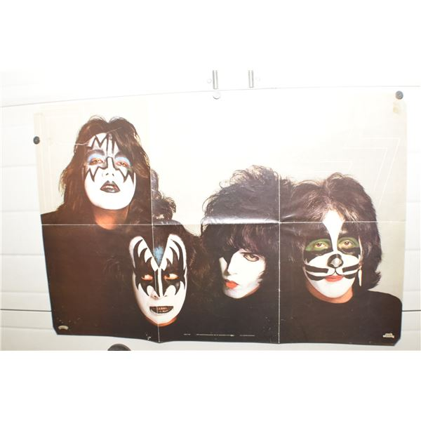 1979 KISS poster