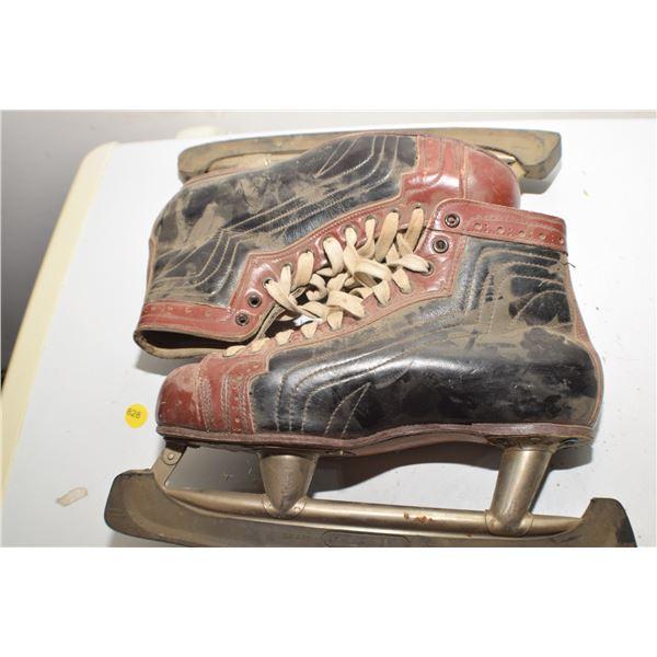 1934 CCM Prop-Lite Skates