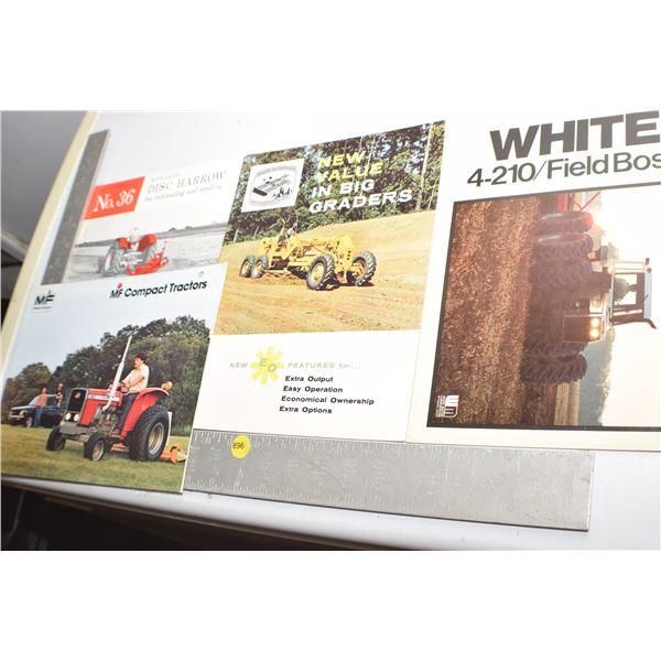 Farm Equipment Catalogs
