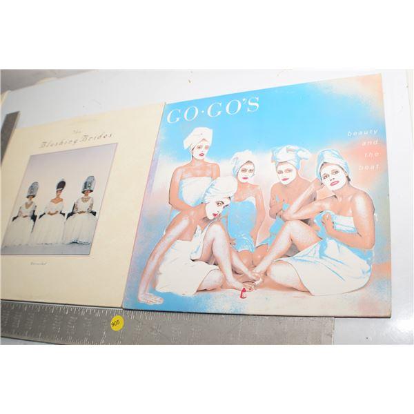 Vintage Rock records