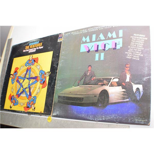 Vintage Pop Culture records