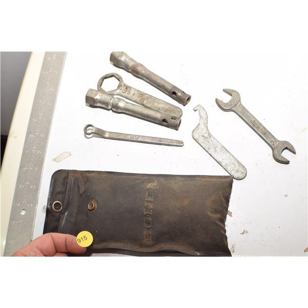 Honda Motorcycle Vintage tools