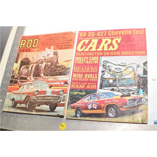 1970 Hot Rod magazine