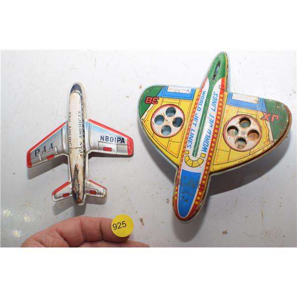 Tin Toy sets