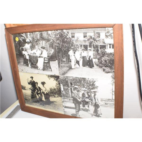 Antique photographs/Black servant/plantation