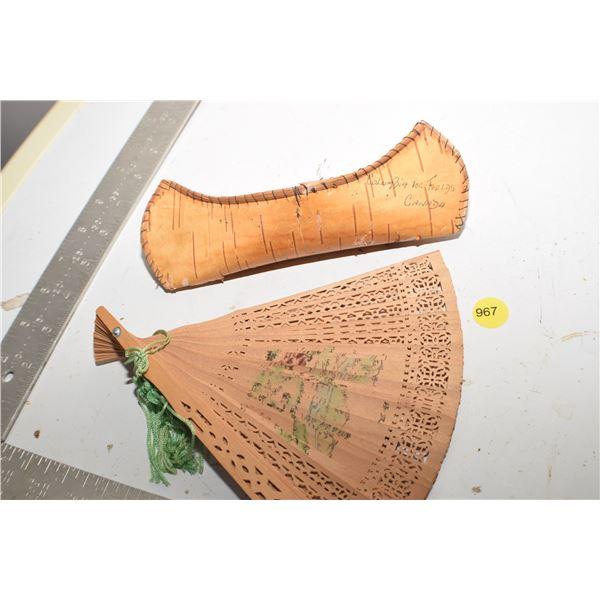 Antique Wooden Item?