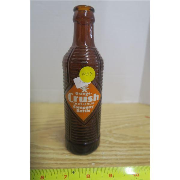 Mint Rare Type Orange Crush Bottle