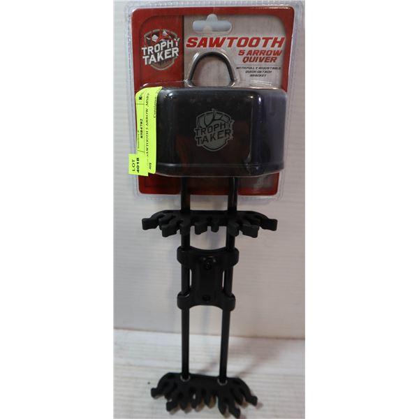 NEW SAWTOOTH 5 ARROW ,MSRP 40$