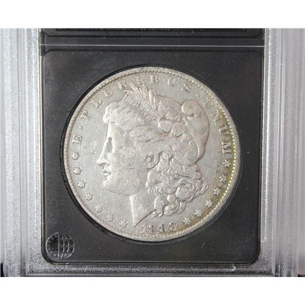 1882O USA SILVER MORGAN DOLLAR