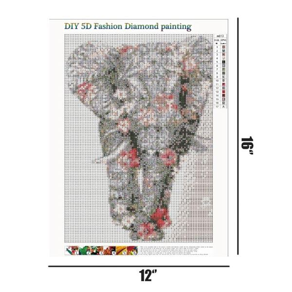 5D DIAMOND PAINTING DIY CRAFT KIT