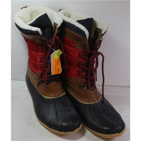 NEW THERMOLITE WOMENS BOOTS SIZE 11