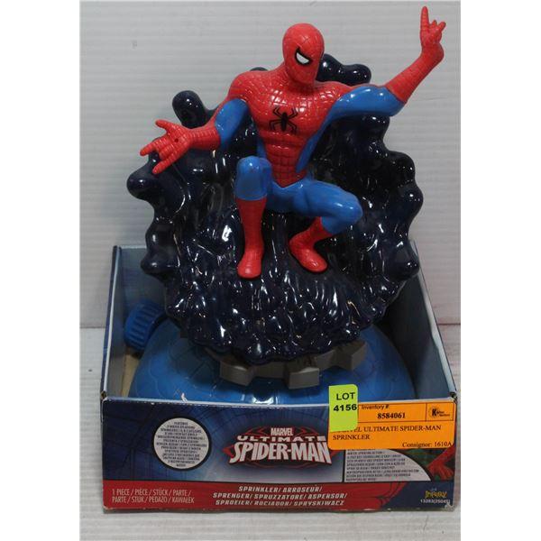 MARVEL ULTIMATE SPIDER-MAN SPRINKLER