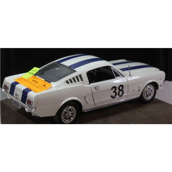 1964 FORD MUSTANG DIE CAST 1:18 SCALE