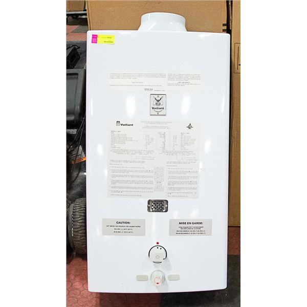 VAILANT GAS HOT WATER ON DEMAND MACHINE