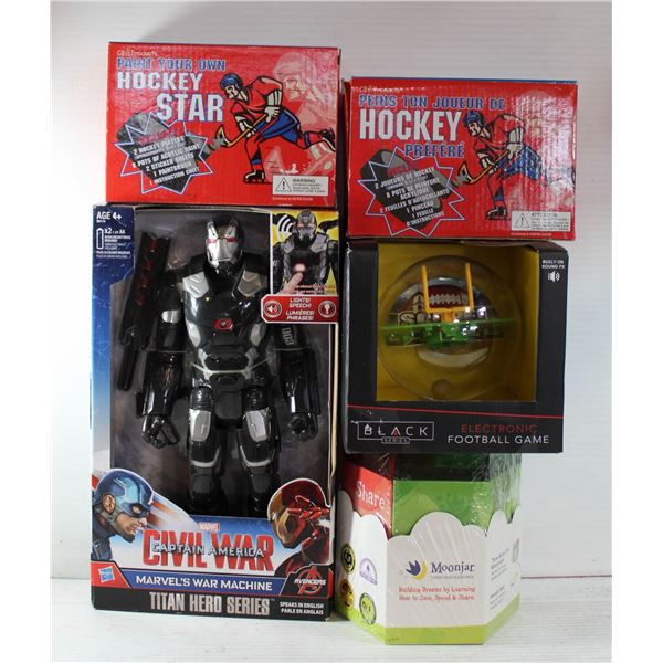 NEW ITEMS ELECTRIC FOOTBALL