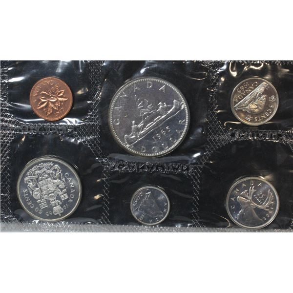 RCM 1965 6 COIN UNCIRCULATED SET