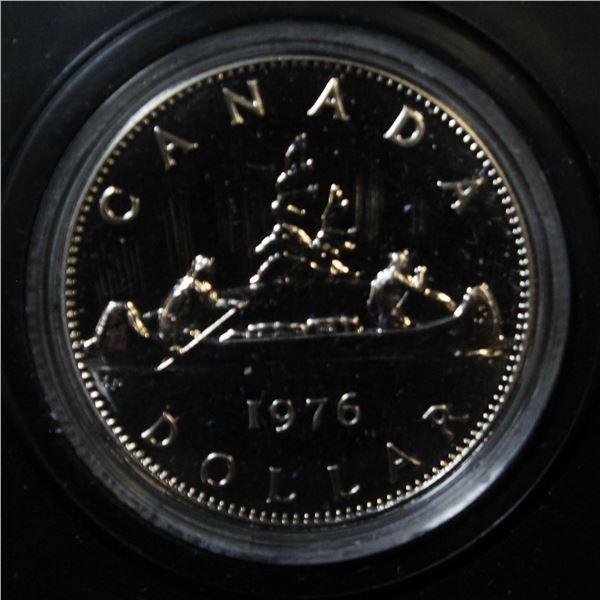RCM 1976 PROOF SILVER DOLLAR