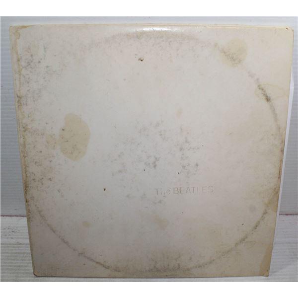 BEATLES WHITE ALBUM RECORD