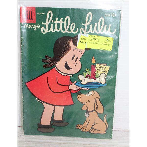 1950S DELL LITTLE LULU COMIC 10 CENT