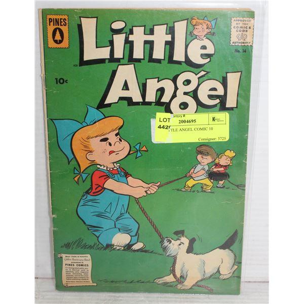 1950S LITTLE ANGEL COMIC 10 CENTS