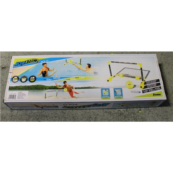 AQUATICZ POLO WATER GAME NEW