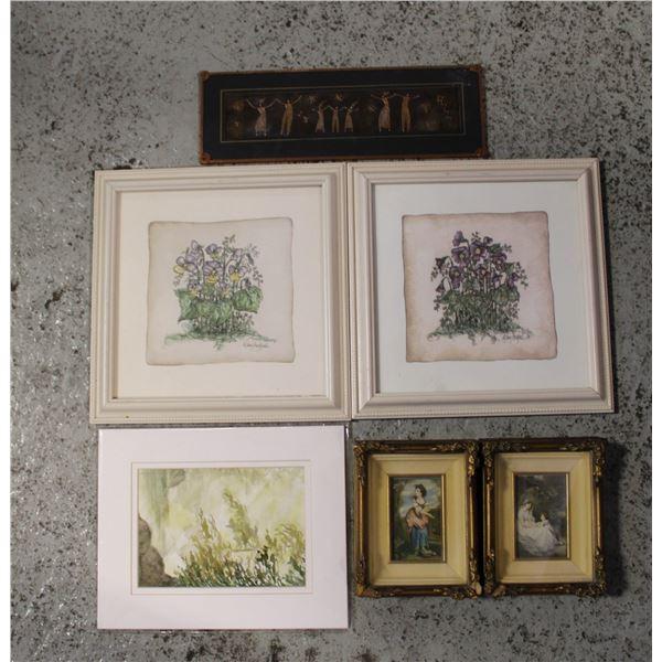 ORIGINAL ART & PRINTS BY MARIA STACY, URSULA